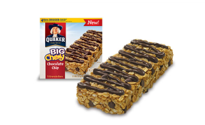 Misfit Mama Reviews:  Quaker Instant Oatmeal, Chocolate Chip Oatmeal Cookies & Big Chewy Bars